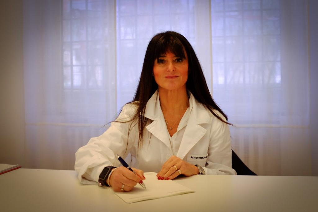 Professoressa Bianca Maria Piraccini